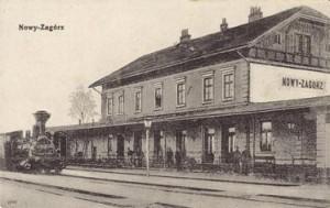Stacja Nowy Zagórz
